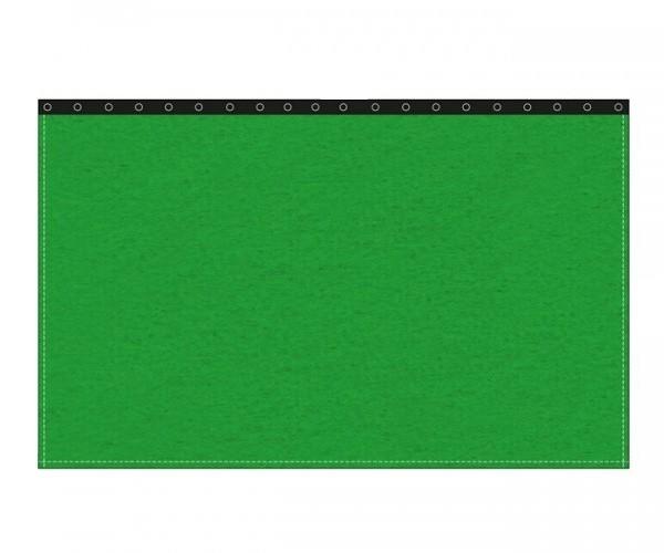 Backdrop 300g/m² greenbox 3m (geöst) x 3m