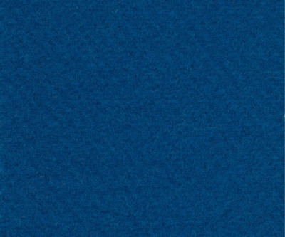 Bühnenmolton Meterware 300g/m² carpetblau 3m breit