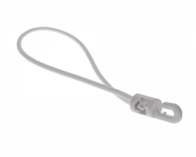 Spannfix / Gummispanner weiß 20cm
