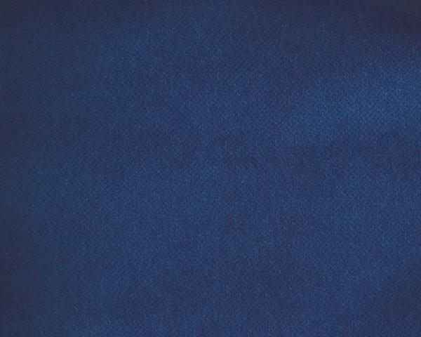 Bühnensamt Meterware 350g/m² blau 1,5m breit