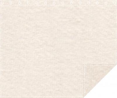 Akustikbackdrop 600g/m² natur 3m x 2,0m geöst 3m breit