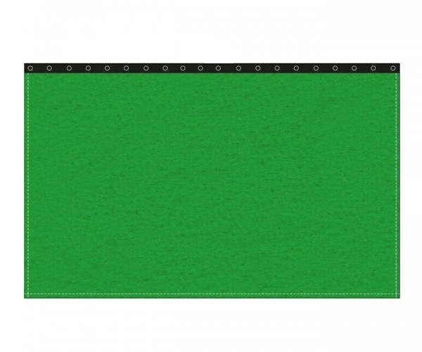 Backdrop 300g/m² greenbox 10m (geöst) x 3m