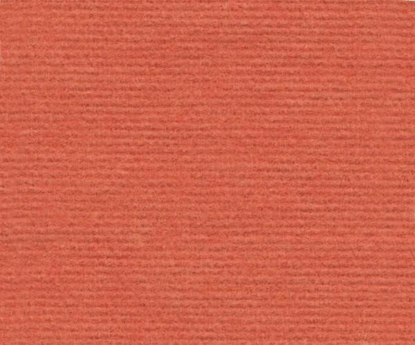 Dekomolton Leicht Meterware 130g/m² orange F91 2,6m breit