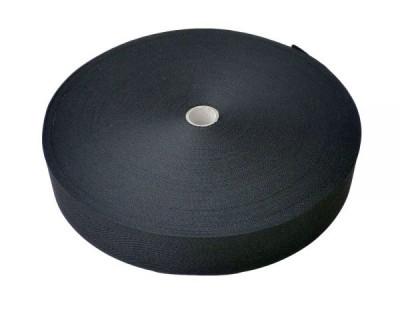 Gurtband 36mm schwarz