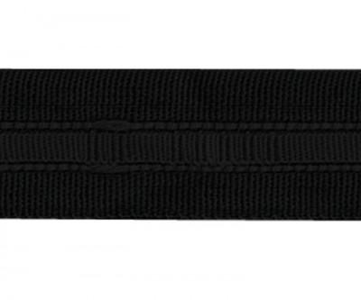 Universalband schwarz 22mm breit