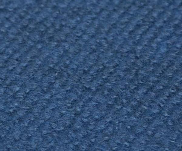 Messerips Rolle 330g/m² dunkelblau meliert F4838 2m breit
