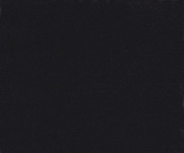 Molton Trevira CS Meterware 350g/m² schwarz 3m breit