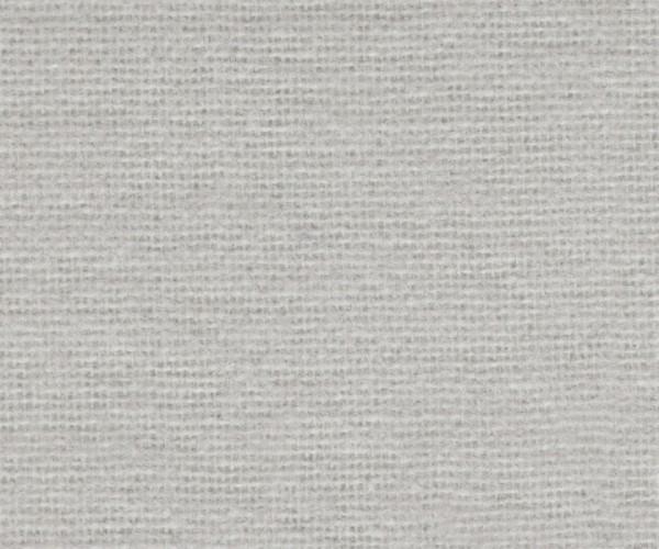 Dekomolton Meterware 160g/m²  hellgrau 1,3m breit
