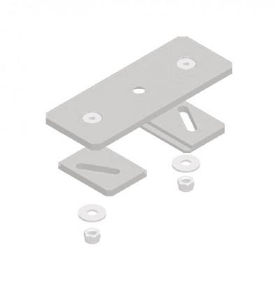 ASS/TRUMPF-Systeme Deckenmontageplatte natur