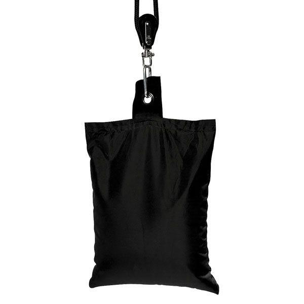 Eurotrack Ballast Bag - 5kg - schwarz