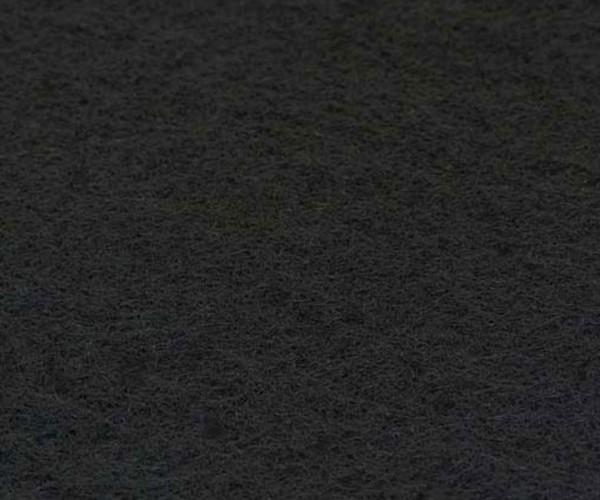 Isola Rolle 330g/m² schwarz F3022 2m breit