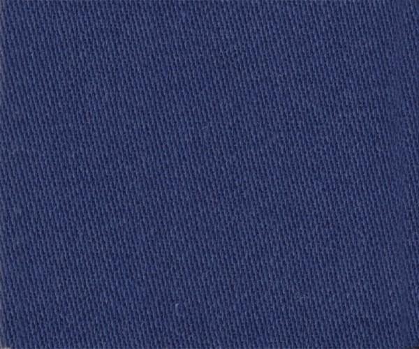 Satinmolton Meterware 320g/m² royalblau 3m breit