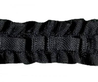 Schwerstegband 28mm schwarz