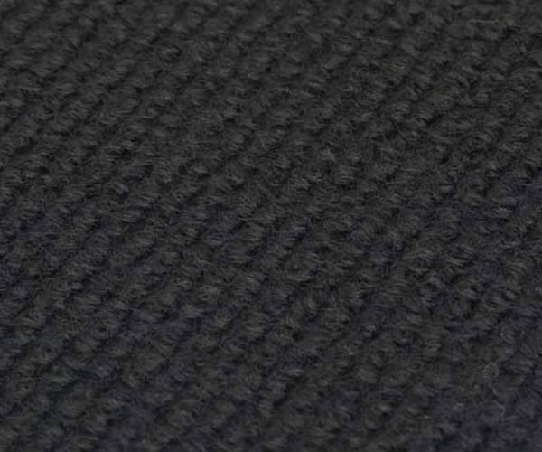 Messerips Rolle 330g/m² schwarz F4822 2m breit