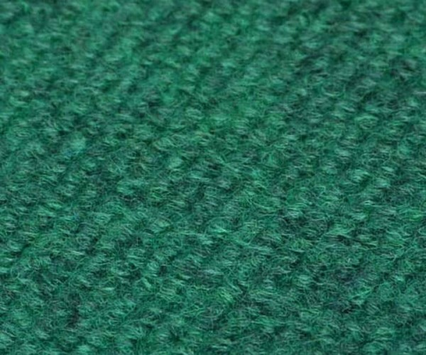Messerips Rolle 330g/m² dunkelgrün meliert F4846 2m breit