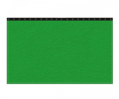 Backdrop 300g/m² greenbox 3m (geöst) x 3m