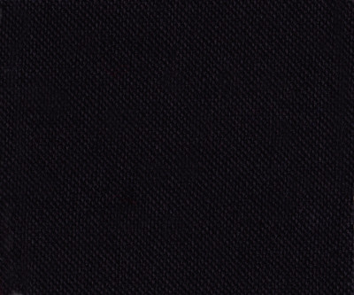 Satinmolton Meterware 320g/m² schwarz 3m breit