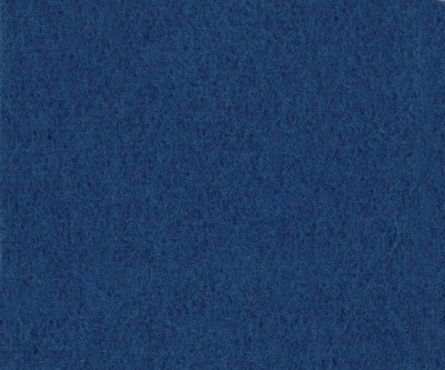 Dekomolton Meterware 160g/m² carpetblau