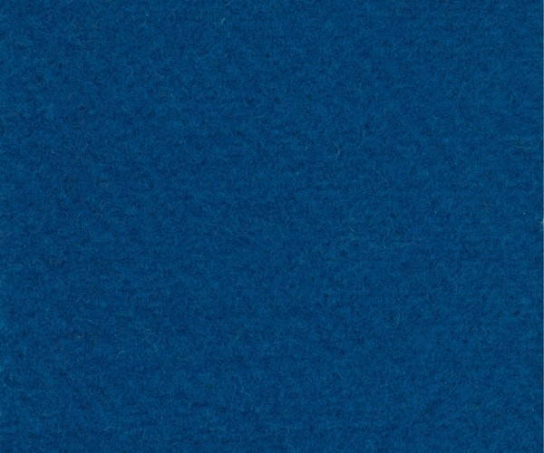 Bühnenmolton Ballen 300g/m² carpetblau 30m x 3m