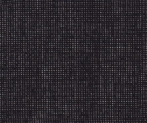 Schleiernessel Ballen 75g/m² schwarz 30m x 4,2m breit