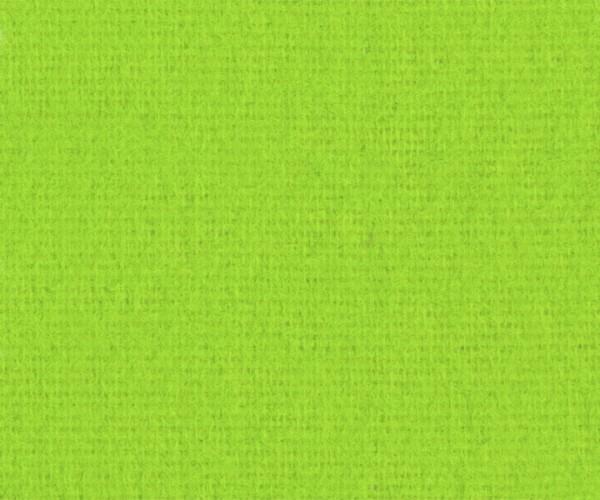 Dekomolton Leicht Meterware 130g/m² apfelgrün F207 2,6m breit