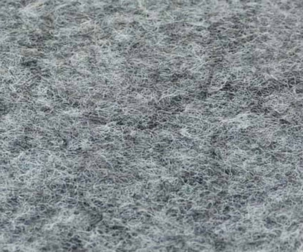 Isola Rolle 330g/m² grau meliert F3020 2m breit